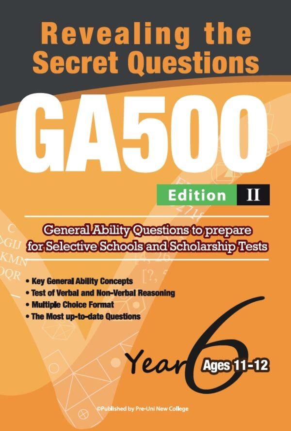 GA500 V2