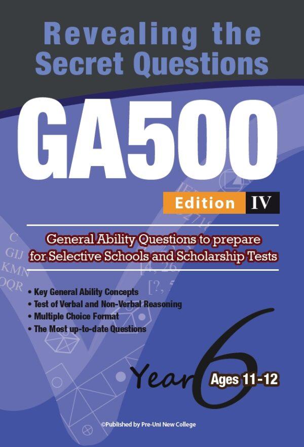 GA500 V4