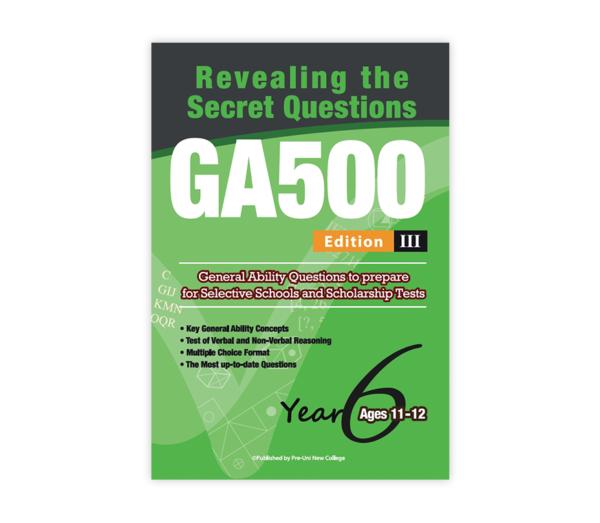 GA500-v3
