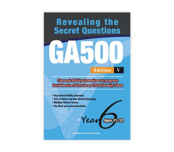 GA500-v5